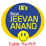 LIC New Jeevan Anand 915