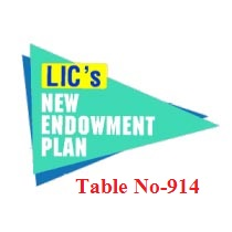 LIC new endowment policy 914